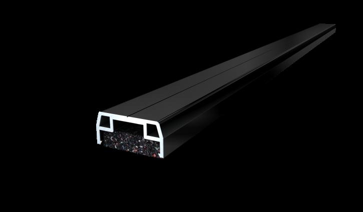 Isostep Aluminium Unterkonstruktion 1800x40x23mm