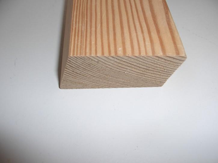 Rhombusleisten sib. Lärche 27x68mm Qualität: nachsortiert A/B