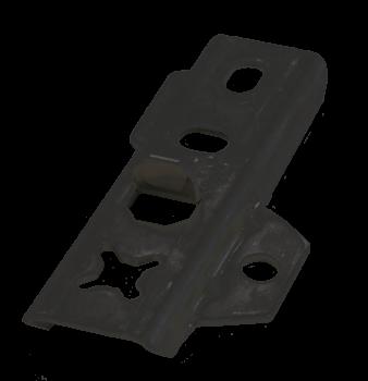 DILA 2 / 17 Edelstahl schwarz 800 Stück / VPE
