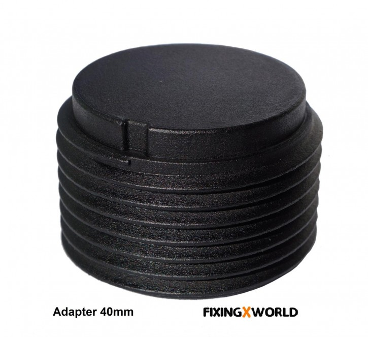 Adapter 40mm für LIFTO 5 Stk./VPE