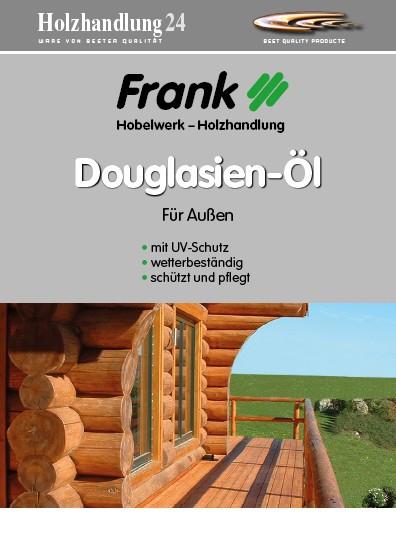 Holzhandlung24 Douglasien-Öl 2.5 Liter