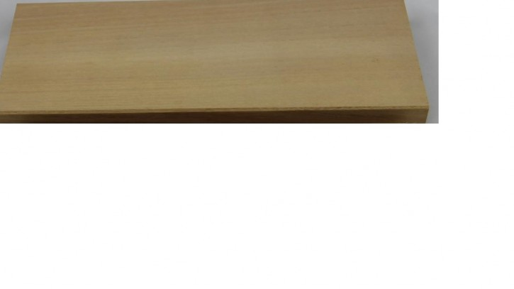 Terrassendielen Robinie 23 x 118mm glatt gehobelt, Kanten gefast H