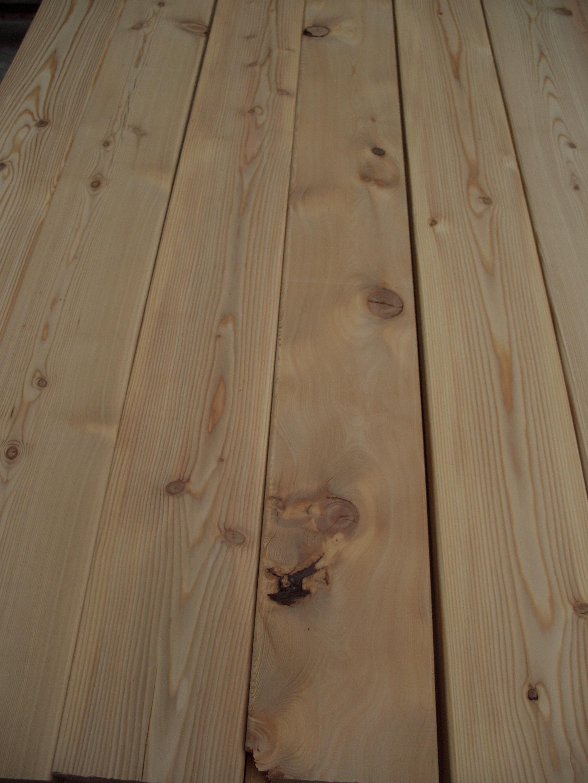 Rustikale Bretter terrassendielen sib lärche 28x140mm glatt 3 00m rustikal 90 bretter