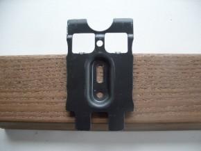 Pan Clip Rhombusclip 65-70mm  PC6570 / 50 Stück