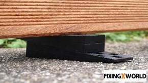 Trigo Justierkeile für Terrassen 14 - 22 mm  (bei 45 mm UK - Breite)