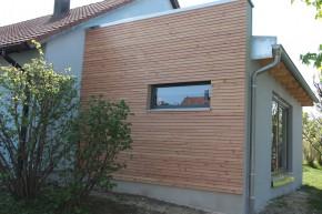 Rhombusleisten Parallelogrammleisten aus Douglasie 25 x 66 mm Holzmuster