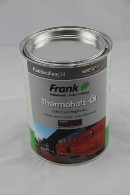 Holzhandlung24 Thermoholzöl 2.5 Liter