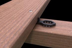 Terrafix Abstandshalter 4mm Fugenabstand 100 Stück / 4mm