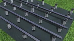 Terrassenlager Flex von Karle und Rubner